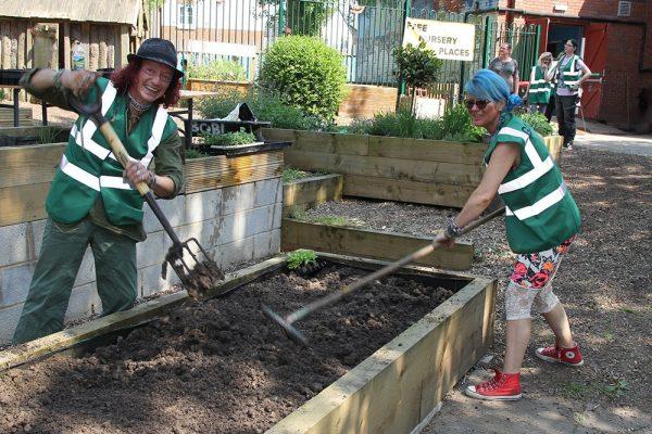 Gatis Community Centre Wolverhampton_Gardening Club 2