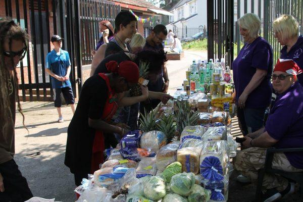 Gatis Community Centre Wolverhampton_Junk Food Project