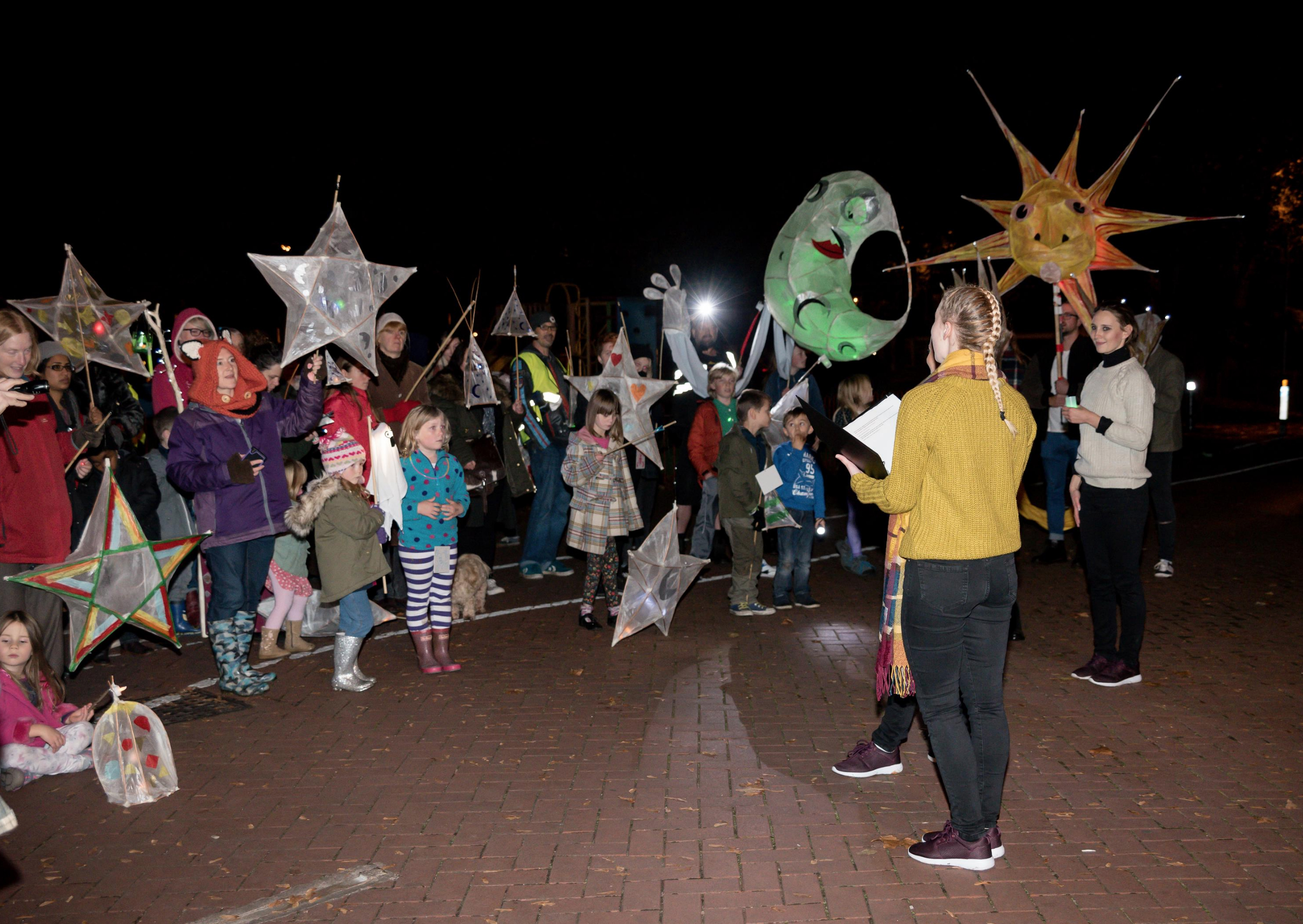 #LOVETHEREANS 2019 Lantern Parade – receives funding from Arts Council England